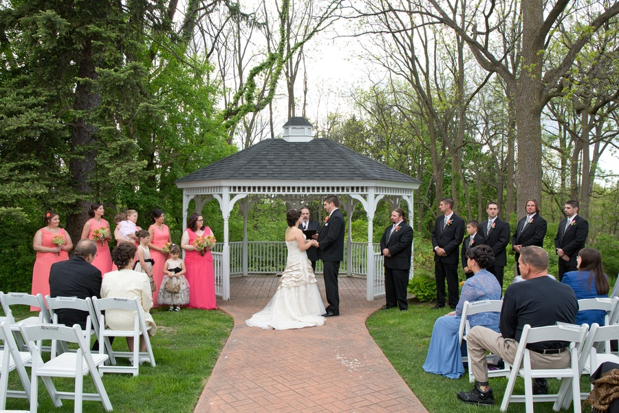 lisa amp matthew�s wedding longacre house farmington